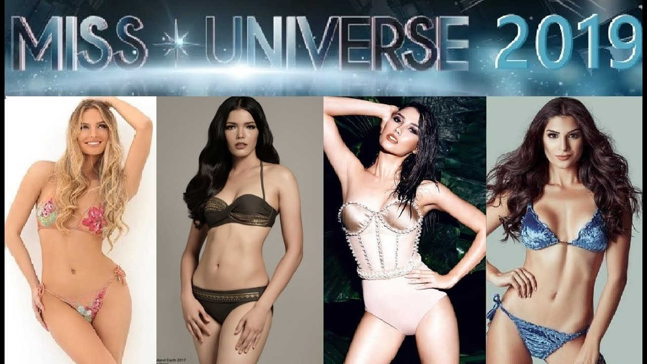 Miss Universe 2019 STRONGEST CONTENDERS - Top 10 July Editions